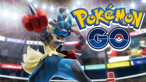 标志Pokemon go!