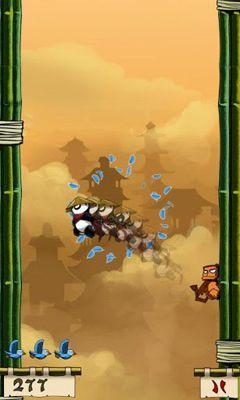 Panda Sprung für Android