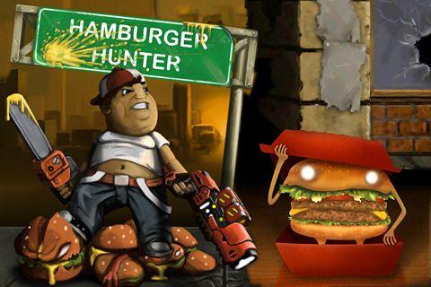 логотип Охотник за гамбургерами