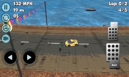 Real fast racing Screenshot