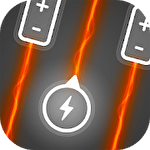 Laser overload icon
