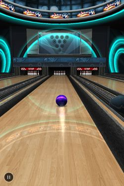 Bowling Game 3D for iPhone for free