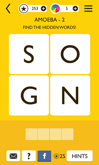 Word up: Word game Screenshot