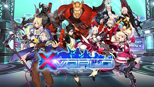 X-world icône