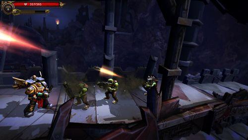 Warhammer 40 000: Carnage in English