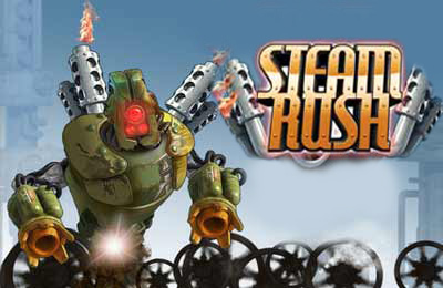 logo Steam Rush Game HD