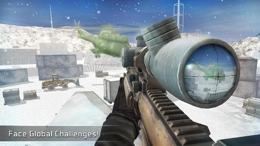 Silent assassin: Sniper 3D für Android