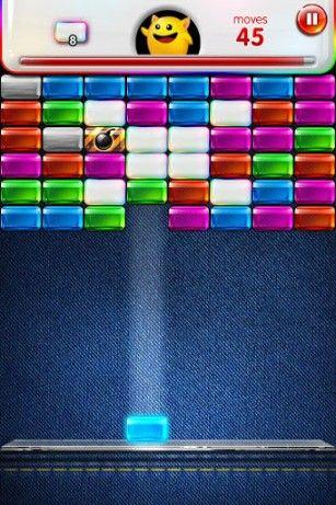 Arcade Glass bricks für das Smartphone