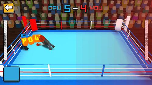 Arcade Cubic boxing 3D für das Smartphone