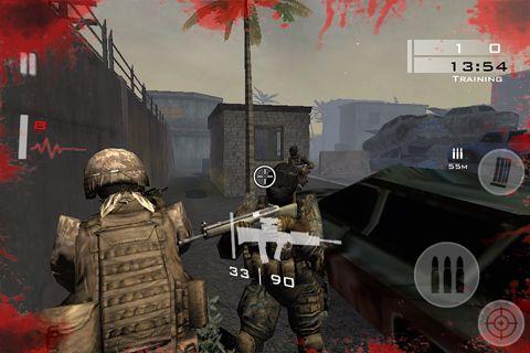Tage des Kriegs: Premium für iPhone