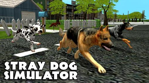 Stray dog simulator скриншот 1