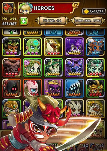 Strategie RPG Dragon's watch RPG auf Deutsch