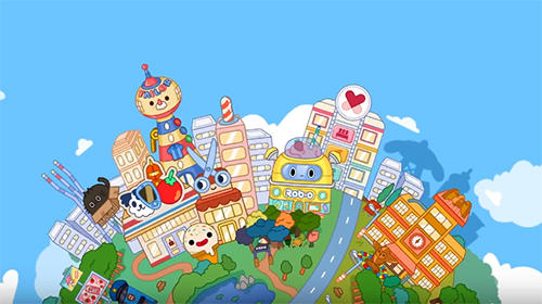 Toca life: World Screenshot