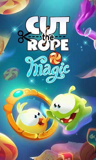 Capturas de tela de Cut the rope: Magic