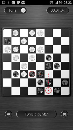 Checkers-corners HD pour Android