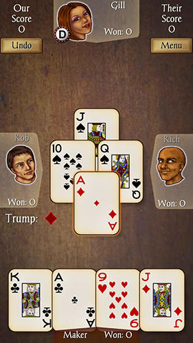 Euchre pour Android