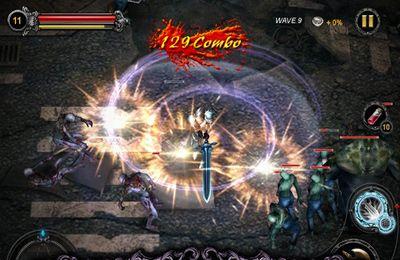 El caballero de Apocalipsis: Lucha infinita con Arma bendita y el Caballo sagrado