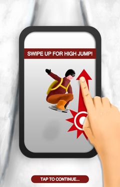 Simulation: Lade Snowboard Extrem Rennen HD - Vollversion auf dein Handy herunter