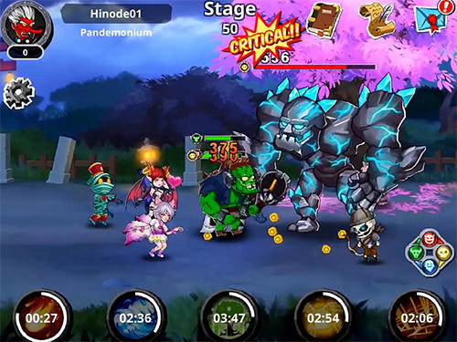 Epic monsters: Idle RPG screenshot 2