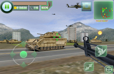 Simulation games: download The Last defender HD to your phone