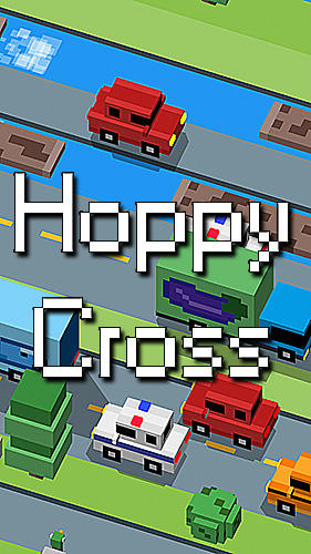 Hoppy cross capture d'écran