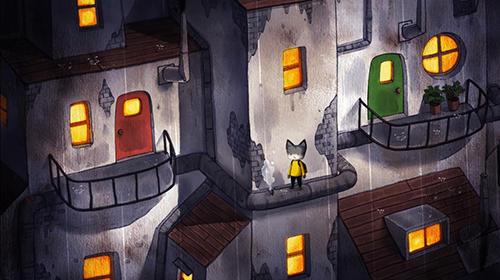 Rain town Screenshot