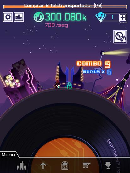 Groove planet für Android