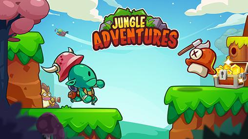 Jungle adventures Screenshot