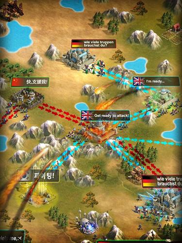 Fantasy-Spiele Clash of cultures: King auf Deutsch