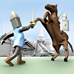 Stickman 3D: Defense of castle icono