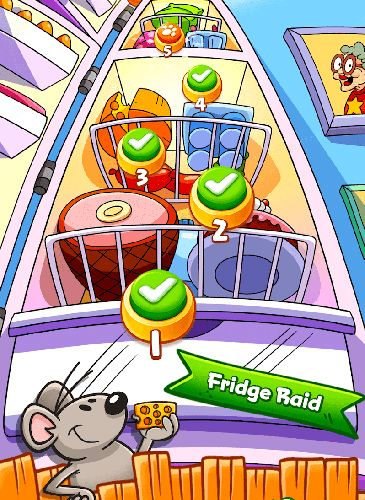 Screenshot Garfield: Snack-Zeit auf dem iPhone