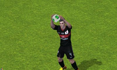FIFA 14 capture d'écran