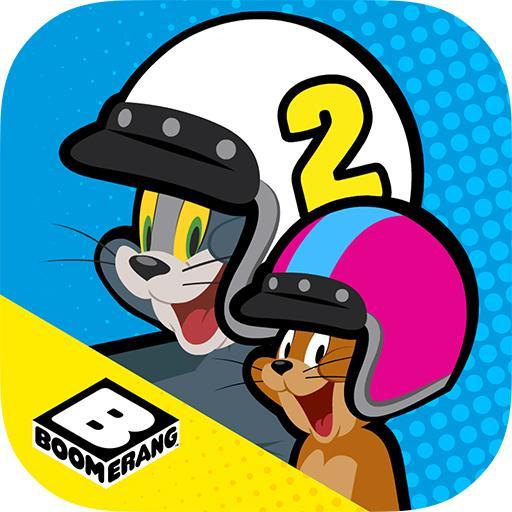 Boomerang Make and Race 2 - Cartoon Racing Game ícone