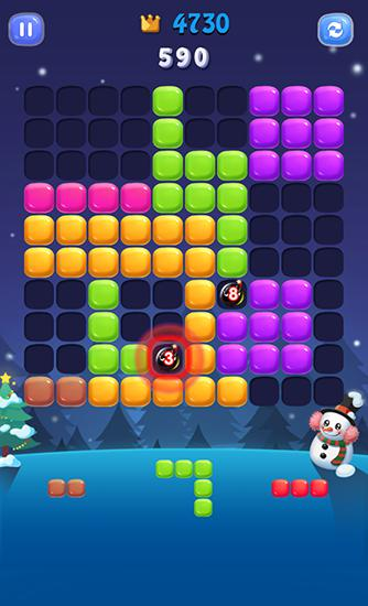 Candy block für Android