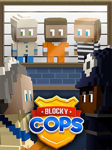 Blocky cops Screenshot
