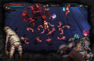 Juegos de acción El vengador de la oscuridad en español