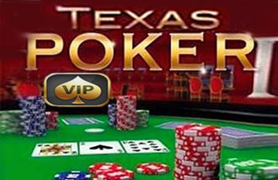 логотип Техасский Покер VIP