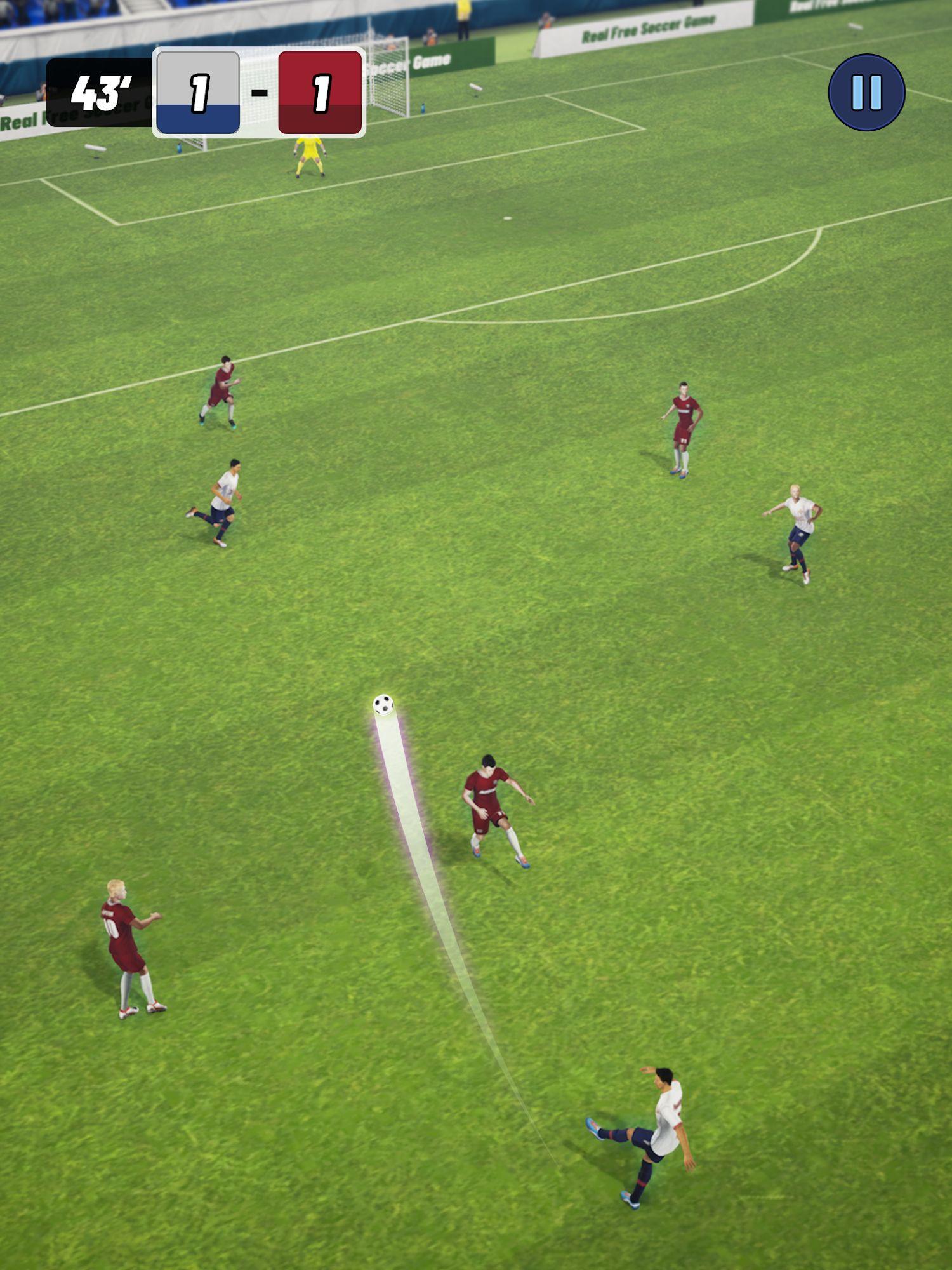 Soccer Super Star скріншот 1