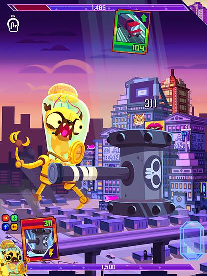 Monsters ate my Metropolis pour Android