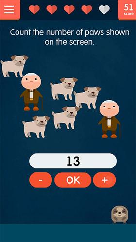 Tricky test: Get smart screenshot 1