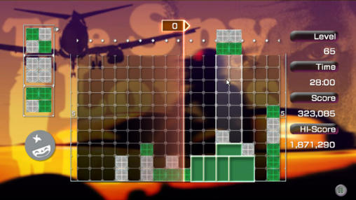 Lumines screenshot 4