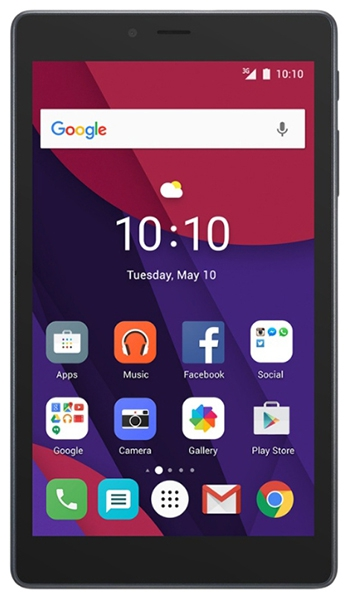 Alcatel Pixi 4 7.0 apps
