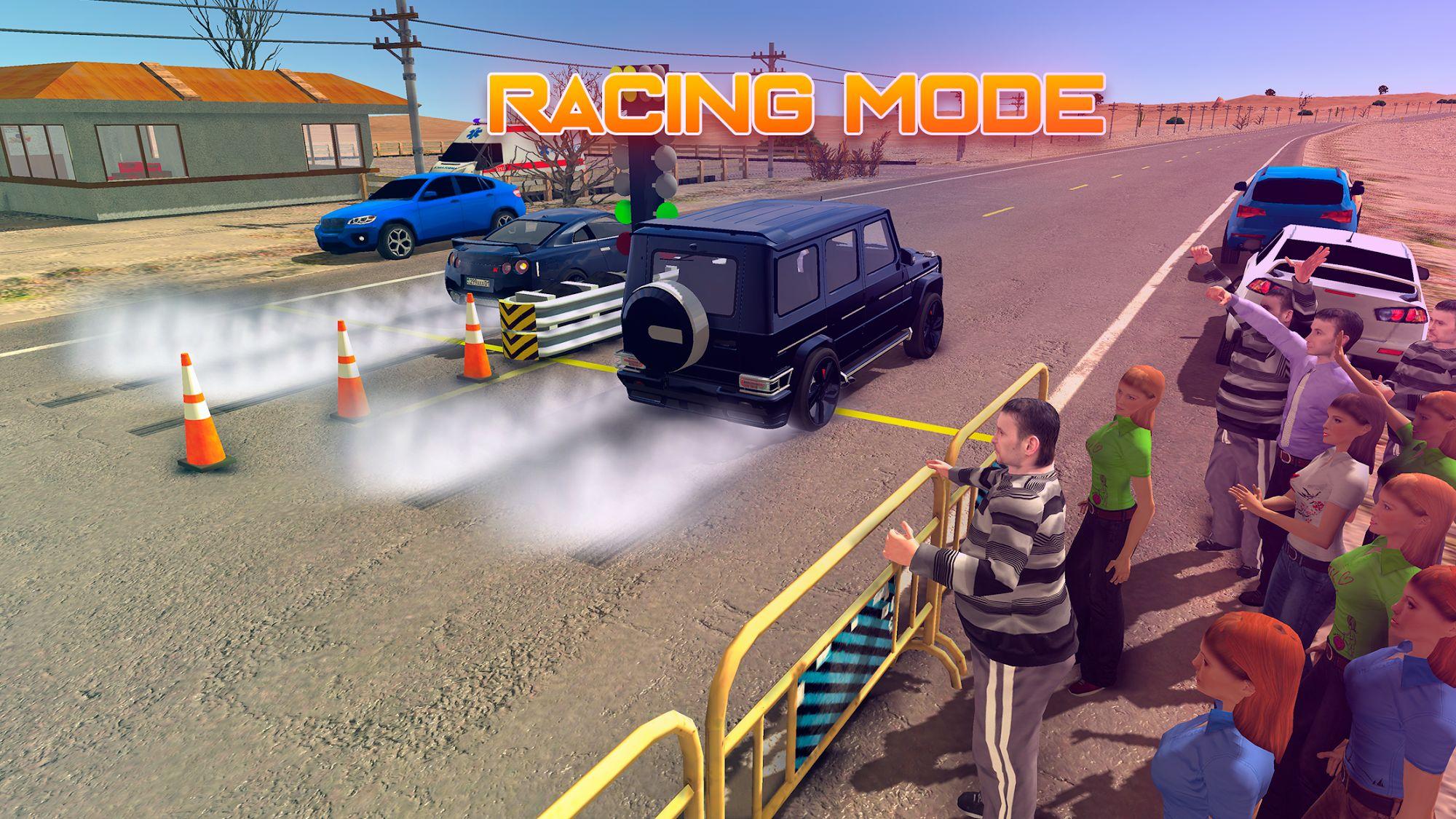 Car Parking Multiplayer captura de pantalla 1