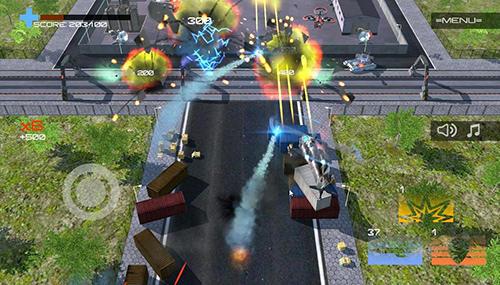 Jogos de arcade Preventive strike 3Dpara smartphone