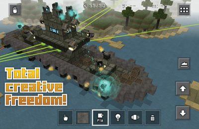 Экшен (Action) игры: Block Fortress на телефон iOS