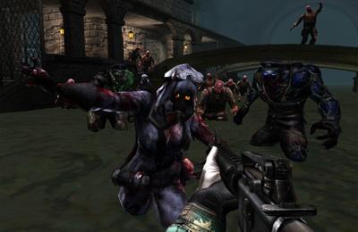 Kampf mit den Zombies für iPhone