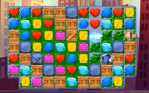 Sun city: Green story para Android