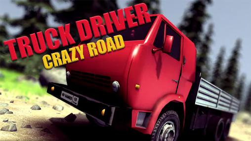 Truck driver: Crazy road captura de pantalla 1