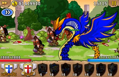 Avatar de Guerra: Lorde Escuro para iPhone