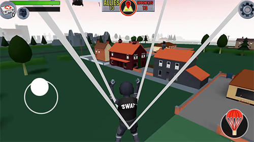 Battle royale FPS survival for Android
